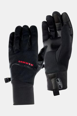 Mammut Mens Astro Windstopper Glove Black