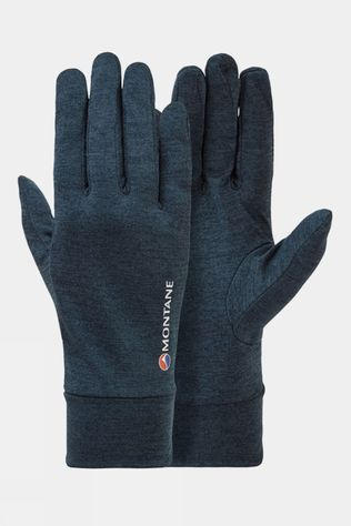 Montane Mens Dart Liner Glove Orion Blue