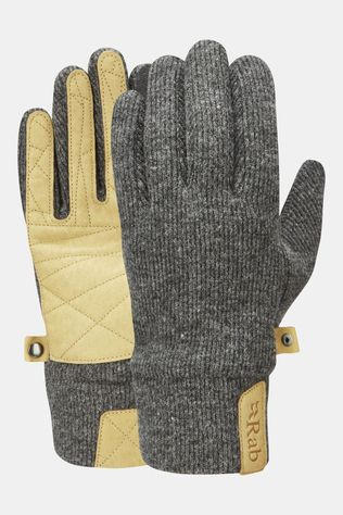 Rab Mens Ridge Glove Beluga