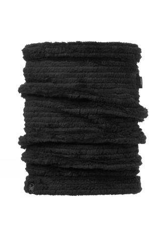 Buff Neckwarmer Thermal Buff Solid Graphite Black