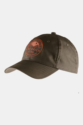 Fjallraven Mens Forever Nature Cap Dark Olive