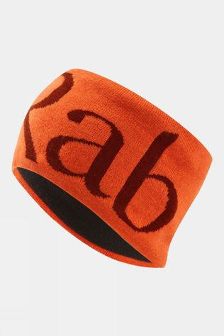 Rab Knitted Logo Headband Atomic