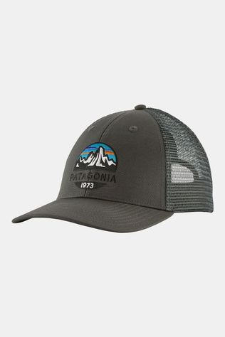 Patagonia Patago Fitz Roy Scope LoPro Trucker Hat Forge Grey