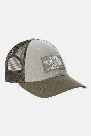The North Face Mens Mudder Trucker Hat Agave Green/New Taupe Green