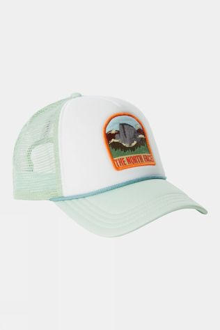 The North Face Valley Trucker Cap Mist Jade/Tourmaline Blue