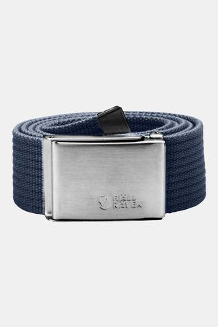 Fjallraven Mens Canvas Belt Dark Navy