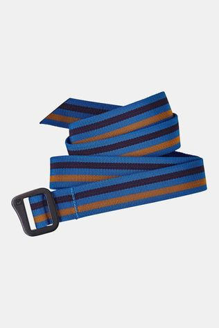 Patagonia Friction Belt Fitzroy Belt Stripe Andes Blue