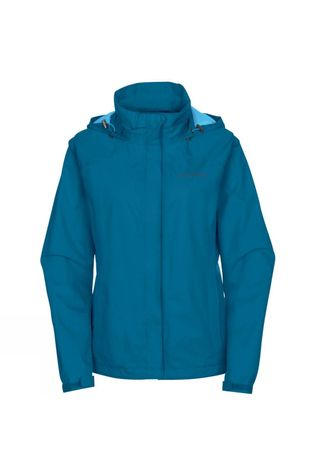 Vaude Womens Escape Bike Light Jacket Kingfisher