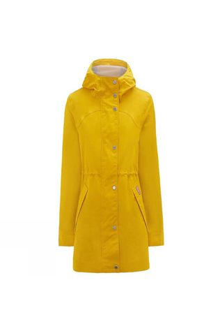 Hunter Womens Original Cotton Smock Yellow