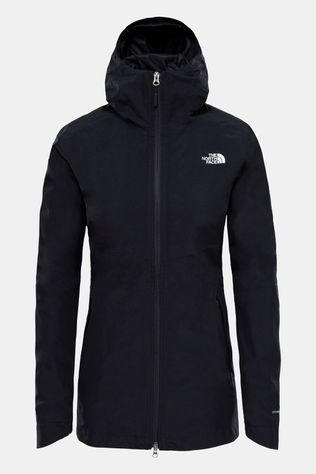The North Face Womens Hikesteller Parka Shell Jacket TNF Black