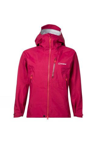 Berghaus Womens Extrem 5000 Jacket Beet Red