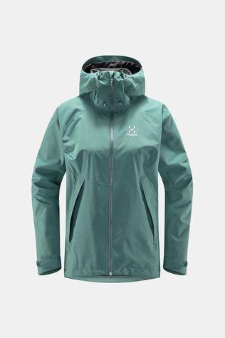 Haglofs Womens EskerJacket  Willow green