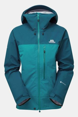 Mountain Equipment Womens Nanda Devi Jacket Tasmin/Legion Blue