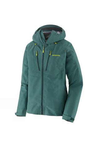 Patagonia Womens Triolet Jacket Green          /Green