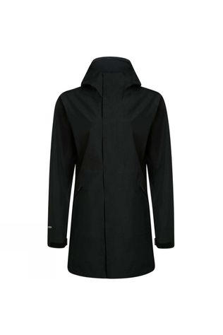 Berghaus Womens Limosa Long Shell Jacket Black/Black