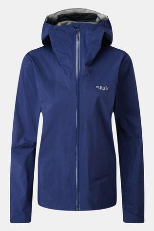 Rab Womens Meridian Jacket Blue Print