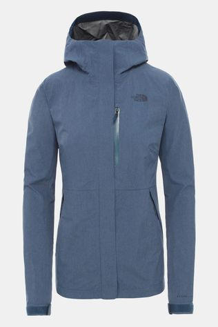The North Face Womens Dryzzle FutureLight Jacket Blue Wing Teal Heather