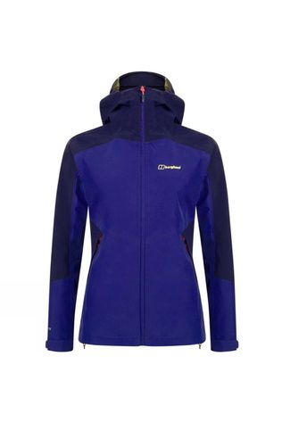 Berghaus Womens Parvati Shell Jacket Spectrum Blue/Astral Aura