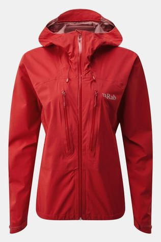 Rab Womens Spark Jacket Ruby