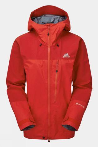 Mountain Equipment Womens Manaslu Jacket Imperial Red/Crimson