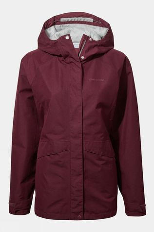 Craghoppers Womens Ellis GTX Jacket Wildberry