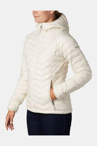 Womens Powder Lite Hooded Jacket
