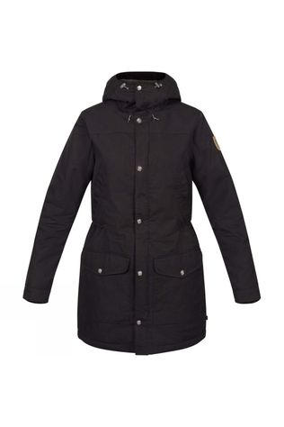 Fjallraven Womens Greenland Winter Parka Black