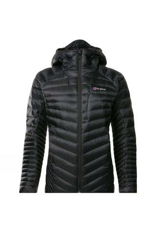 Berghaus Womens Extrem 2.0 Micro Down Jacket Black/Black