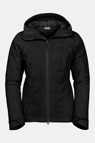 Jack Wolfskin Womens Argon Storm Jacket Black