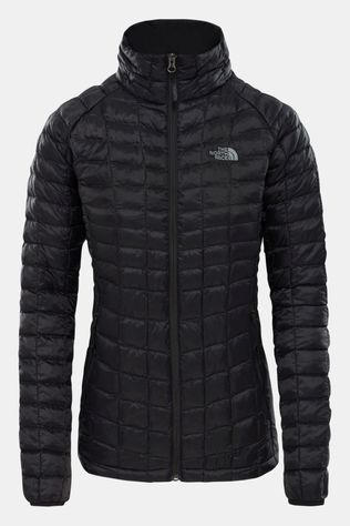 The North Face Womens Thermoball Sport Packable Jacket Tnf Black/Tnf Black