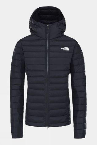 The North Face Womens Stretch Down Hoodie TNF Black