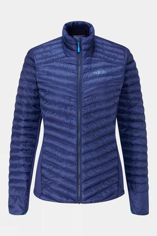 Rab Womens Cirrus Flex 2.0 Jacket Nightfall Blue