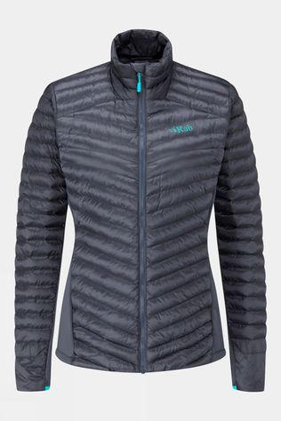 Rab Womens Cirrus Flex 2.0 Jacket Steel