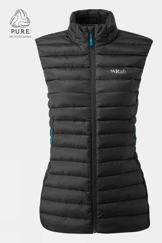 Rab Womens Microlight ECO Vest Black