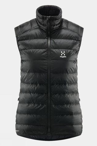 Haglofs Womens Roc Down Vest True Black