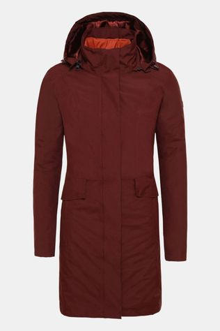 The North Face Womens Suzanne Triclimate Jacket Sequoia Red