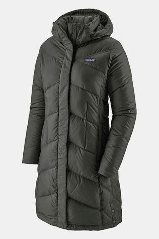 Patagonia Womens Down With It Parka Dk Grey        /Dk Grey