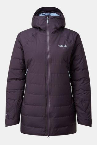 Rab Womans Valiance Parka Deep Ink