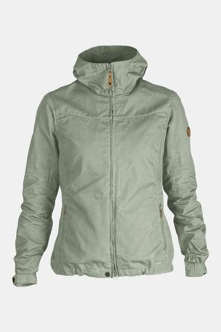 Fjallraven Womens Stina Jacket Sage Green