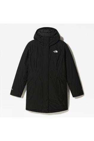 The North Face Womens Recycled Brooklyn Parka TNF Black