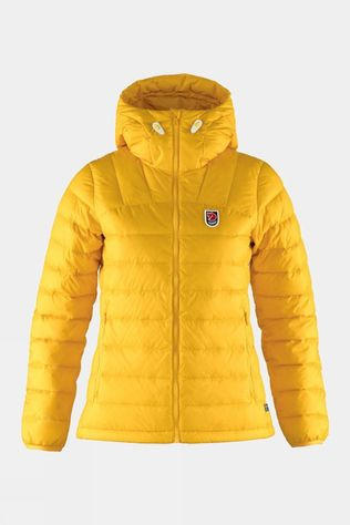 Fjallraven Womens Expedition Pack Down Hoodie Dandelion