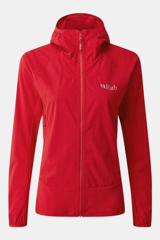 Rab Womens Borealis Jacket Ruby