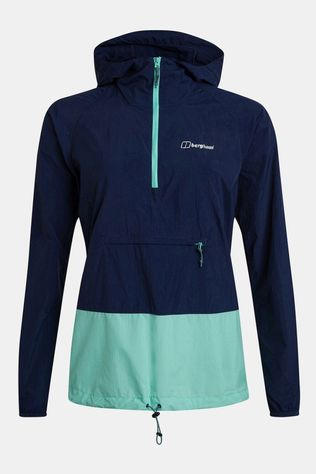 Berghaus Womens Skerray Windproof Half Zip Dusk/Opal