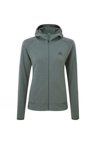 Mountain Equipment Womens Diablo Hooded Jacket Moorland Slate