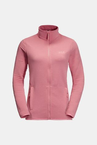 Jack Wolfskin Womens Modesto Jacket Rose Quartz