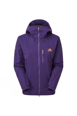 Mountain Equipment Womens Kinesis Jacket Tyrian Purple