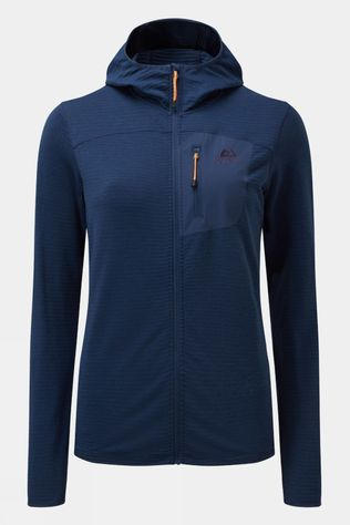 Mountain Equipment Womens Lumiko Hooded Jacket Navy