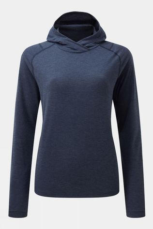 Mountain Equipment Womens Font Hoody Navy