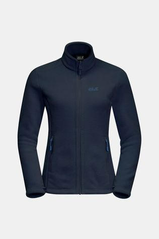 Jack Wolfskin Womens Moonrise Jacket Midnight Blue