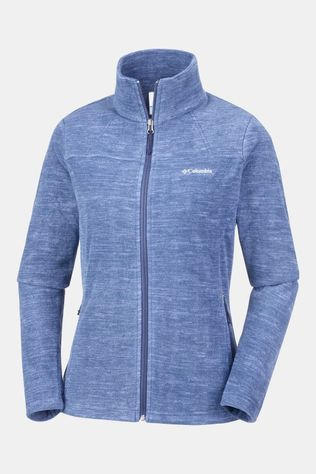 Womens Fast Trek Light Printed Full Zip Fleece